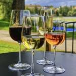 viinejä