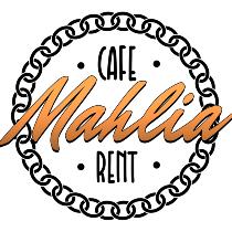 Cafe & Rent Mahlia Logo